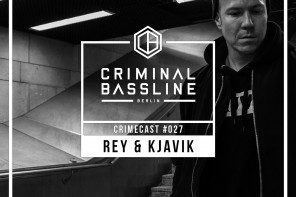 Mix: REY & KJAVIK | CRIMECAST #027 (PRODUCER SPECIAL)